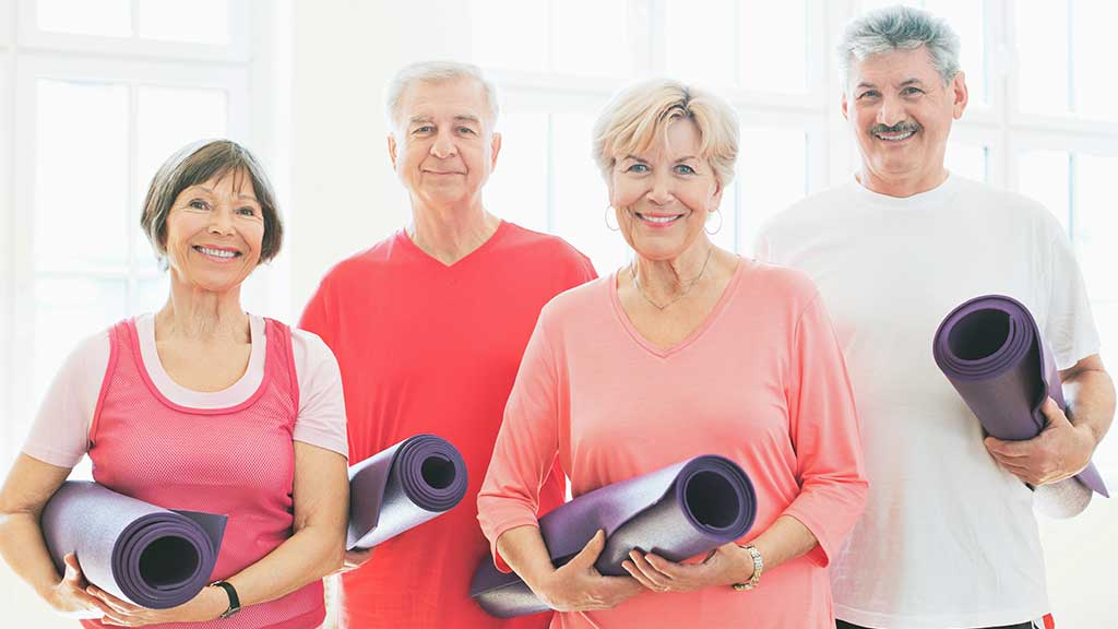 Serious Fitness - Senior Adults Ministry